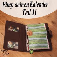 Pimp deinen Kalender Teil II
