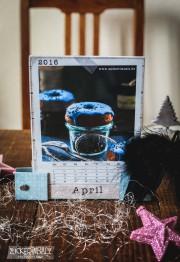 Mein Zuckerimsalz Kalender 2016