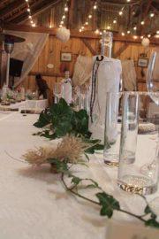 DIY-Kerzenständer: Vintage Wedding