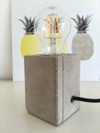 beton diy anleitungen bei handmade kultur. Black Bedroom Furniture Sets. Home Design Ideas