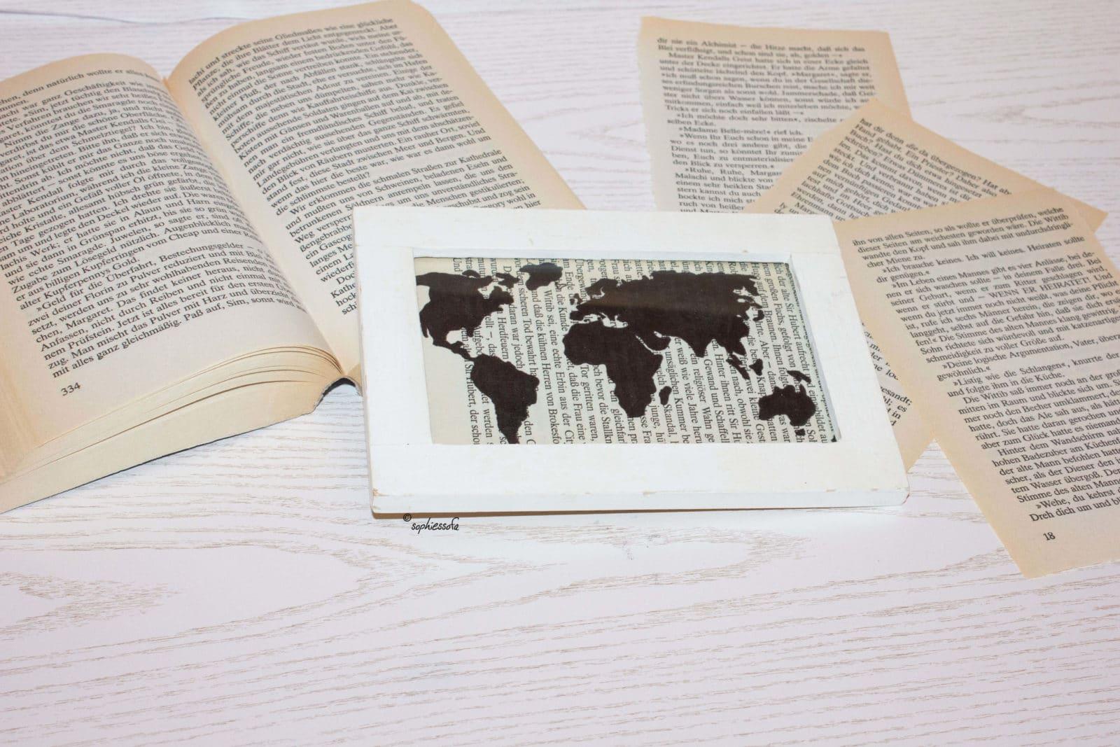 Alte Bücher Neue Bilder Handmade Kultur