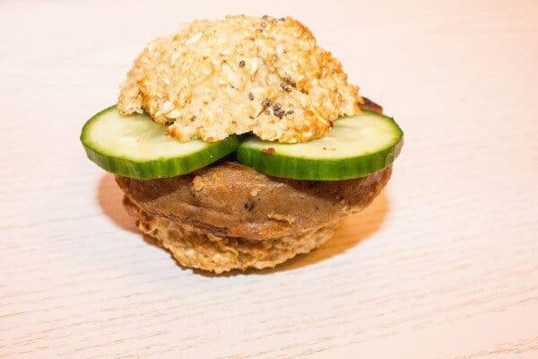 Rezept: Gesunde und vegetarische Burger