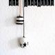 DIY Wanddekoration Glöckchen aus Fimo