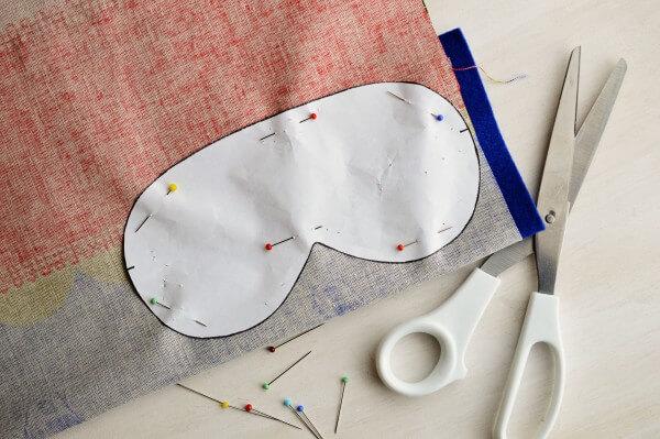 Schlafbrille Selber Nahen Sew Your Own Sleep 15