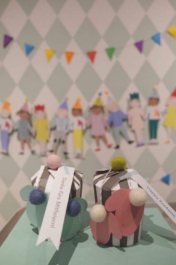 Kleine Geburtstags-Boxen