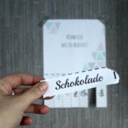 Printable – Nimm dir was du brauchst - Freebie