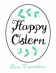 'Happy Ostern' - Linkparty