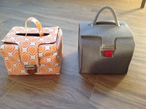 Koffertäschen Anni