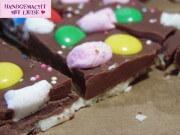 Bunte Schokolade