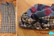 Alte Schlafanzughose upcyclen