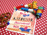 Survival-Kit zum Karneval