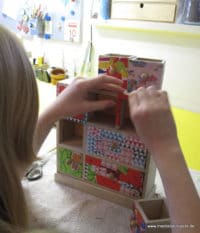 Möbel Upcycling für Eltern mit Kindern | Familienworkshop