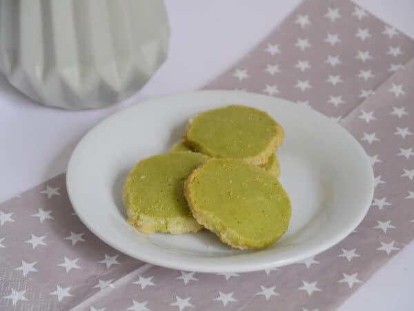 Matchatee Kekse