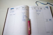 DIY Blog Kalender