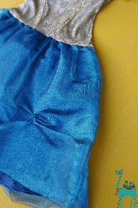 Welche Stoffe für ein Prinzessinkleid?