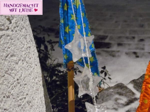 Frostiges Winter DIY