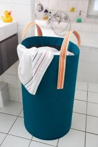 Es ist Waschtag - und das ist unser cooler Waschsack