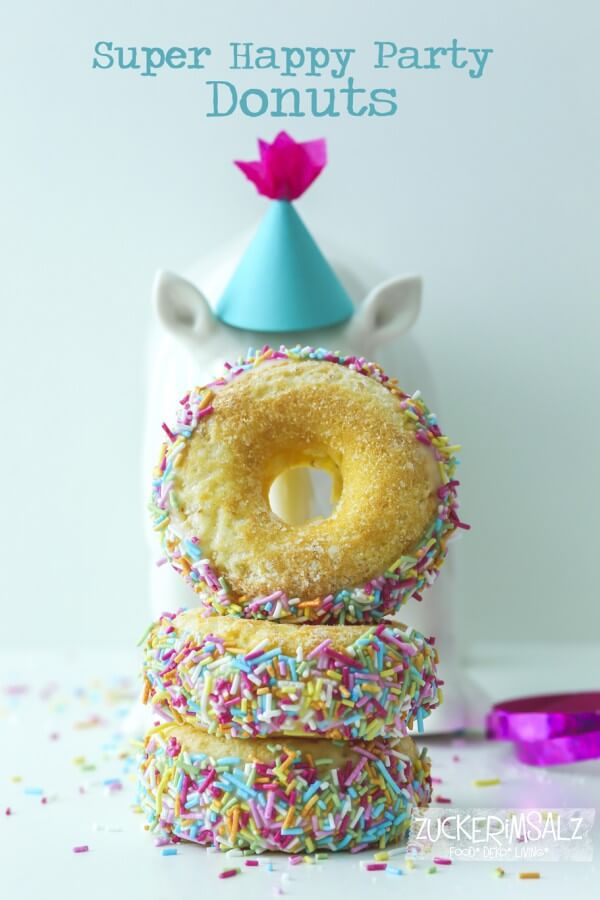 Super Happy Party Donuts