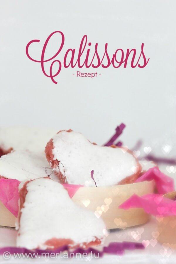 """""""Calissons"""" für Valentinstag"""