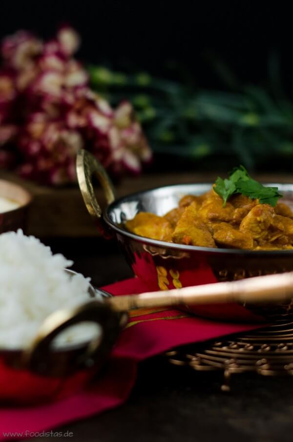 Chicken Curry Garam Masala von den [Foodistas]