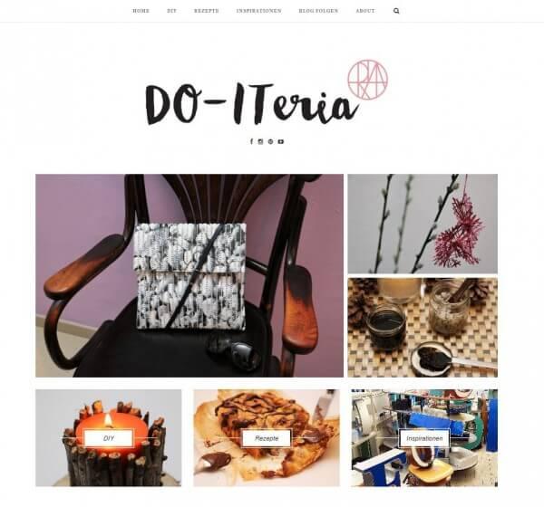 DO-ITeria - Die DIY Gaststätte