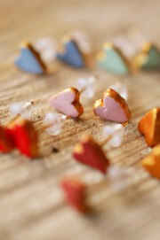 Herz Ohrringe