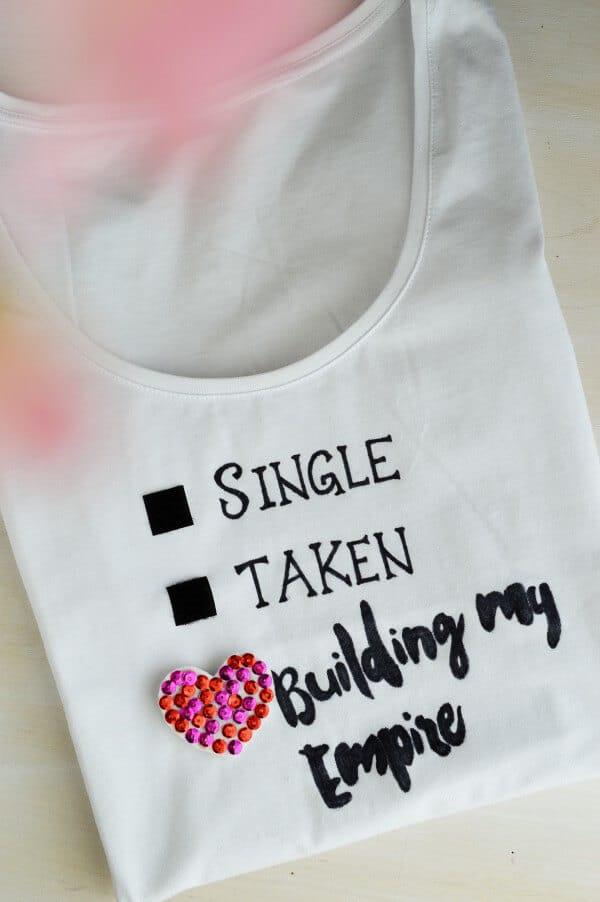 Beziehungsstatus T-Shirt