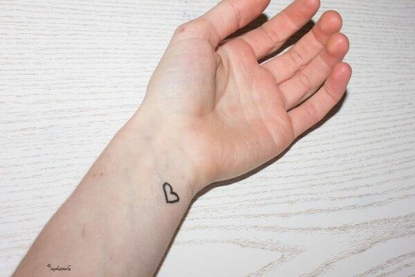 Fake Tattoos DIY