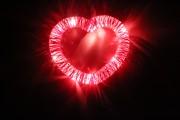 Herz-Leuchte