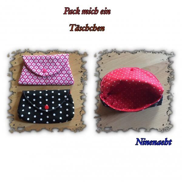 """Freebook """"Pack-mich-ein-Täschchen"""""""