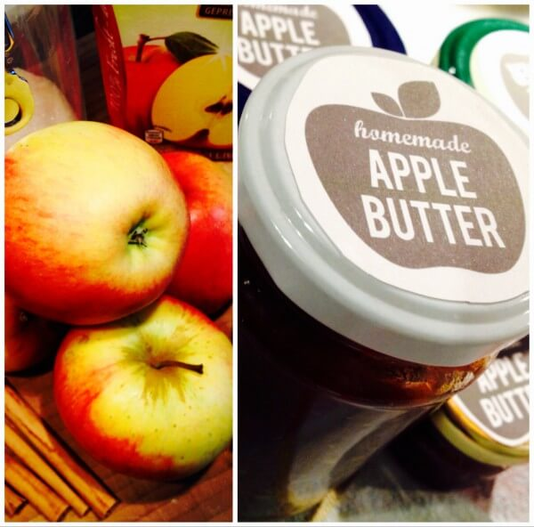 Apple Butter…das unbekannte Wesen