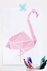 Flamingo 15 Diy Anleitungen Und Ideen Handmade Kultur