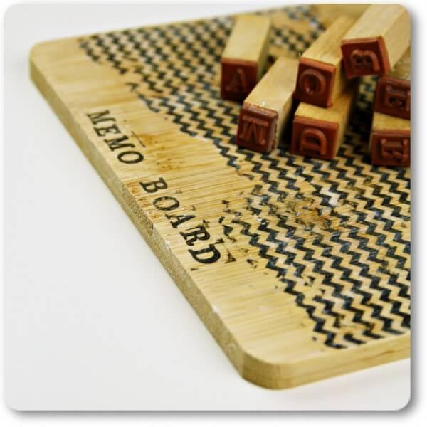 Memo-Board {Lieblingsstück}