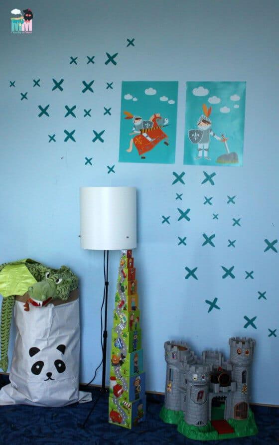 kleiner Einblick ins Babyzimmer und neues Plotter freebie by Stoffregen