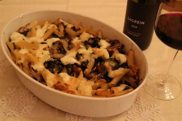 Maccheroni-Cheese nach einem Rezept von Frau mHerzblut