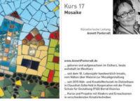 Mosaike gestalten während der 33. Goslarer Sommer Akademie