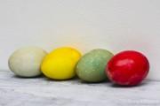Oster DIY - Eier natürlich färben & Tischdeko mit Kresse
