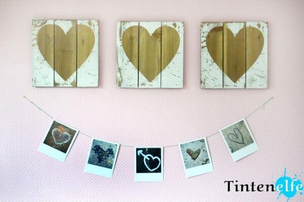 DIY für Verliebte - Schnelle Geschenkideen mit Polaroids