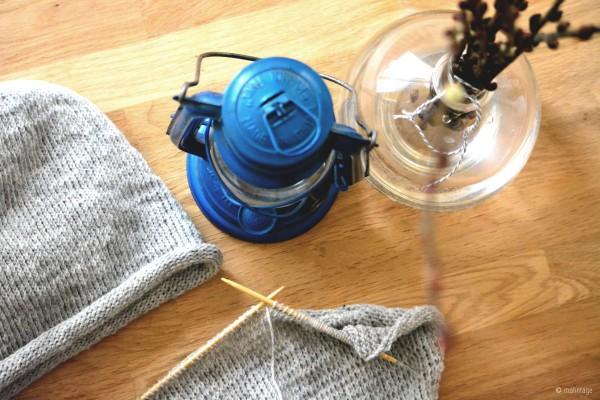 Einfach schick: DIY Beanie und XXL-Schal