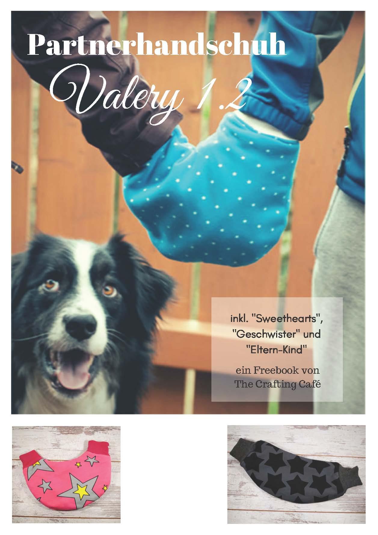 Freebook: Valery, der Partnerhandschuh 1.2 - HANDMADE Kultur