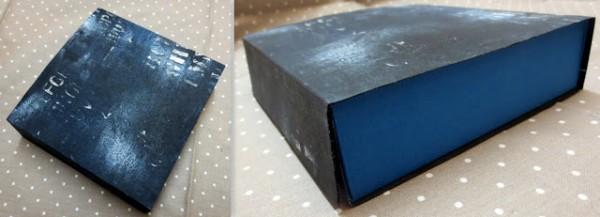 Geschenkschachtel mit Magnetverschluss (Tutorial)