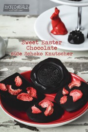 Sweet Easter Chocolate ... süße Schoko Knutscher