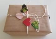 Geschenkband mit Wunschmotiv