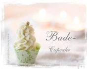 Badecupcake - Rezept und Deko-Idee