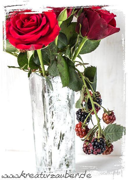 Designer-Vase selbst gemacht