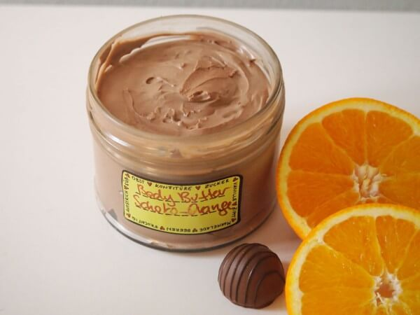 DIY– Body Butter Schoko-Orange