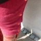 Bein-Stulpen sollten Knöpfe haben!