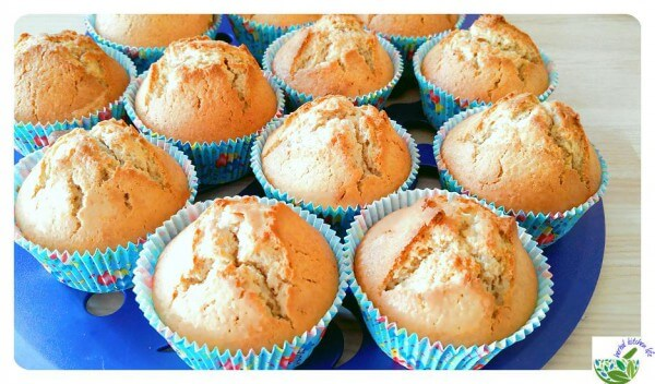 Leckere Oster Muffins
