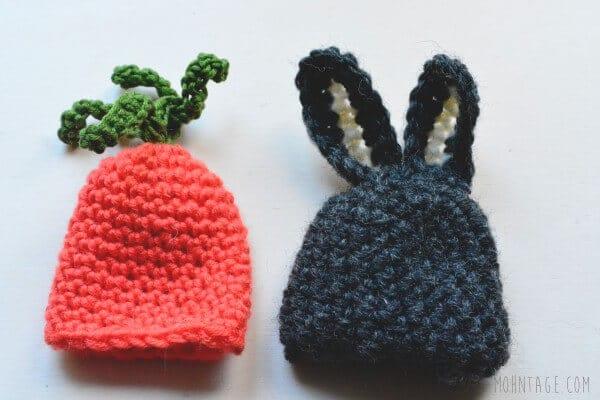 Osterbrunch Hase Und Möhrchen Häkeln Handmade Kultur