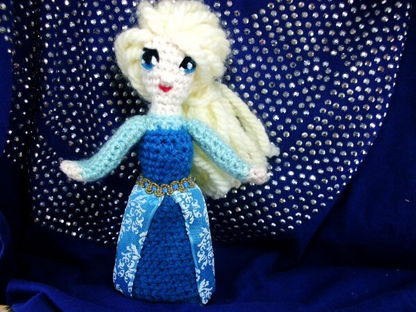 Elsa Die Eiskönigin Aus Frozen Handmade Kultur